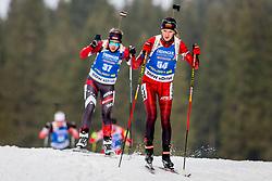 Gabriele Lescinskaite (LTU) during Women 15km Individual at day 5 of IBU Biathlon World Cup 2018/19 Pokljuka, on December 6, 2018 in Rudno polje, Pokljuka, Pokljuka, Slovenia. Photo by Ziga Zupan / Sportida