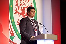 2019-05-25 Wales U16s Caps Presentation