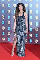 Naomie Harris, EE British Academy Film Awards, Royal Albert Hall, London, UK, 02 February 2020, Photo by Richard Goldschmidt