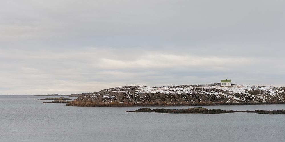 Frøya, Norway. Feb 2013.