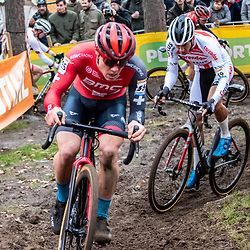 26-12-2019: Cycling: CX Worldcup: Heusden-Zolder: Timo Ruegg