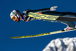 Killian Peier (SUI) during the Trial Round of the Ski Flying Hill Individual Competition at Day 1 of FIS Ski Jumping World Cup Final 2019, on March 21, 2019 in Planica, Slovenia. Photo by Matic Ritonja / Sportida