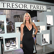 Caprice Bourret is a American businesswoman, model, actress arrives at Tresor Paris In2ruders - launch at Tresor Paris, 7 Greville Street, Hatton Garden, London, UK 13th September 2018.