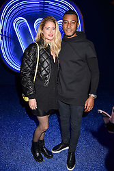 Doutzen Kroes and Sunnery James at the Warner Music & Ciroc Brit Awards party, Freemasons Hall, 60 Great Queen Street, London England. 22 February 2017.