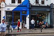 Three Twenty Ice Cream Lab and Kaph cafe, Drury Street, Dublin 2, Ireland