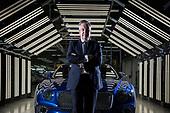 Adrian Hallmark - Bentley Motors