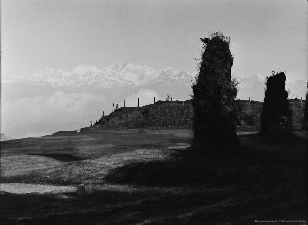 Kangchenjunga Range, Darjeeling, India, 1929