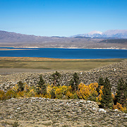 The Fall season in the Eastern Sierras is one of the most beautiful seasons to visit. Lakes are full, Aspens are glowing with colors and cooler temperatures keep the crowds to a minimum.