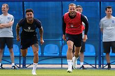 England Practice - 17 June 2018