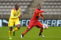 Idrissa Coulibaly / Acheampong Frank  - 31.03.2015 - Ghana / Mali  - Match amical<br /> Photo : Andre Ferreira / Icon Sport