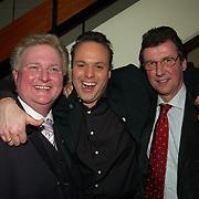 Harpengala 2004, Emile Hartkamp,  Frans Bauer en