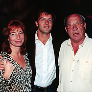 RTL 4 winterpresentatie 1997, Marian Mudder, Victor Reinier en Peter Römer
