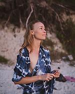 Olga, at Zen Beach on Ko Phangan, Thailand (October 2017)