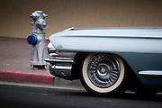 Vintage cars in Monterey