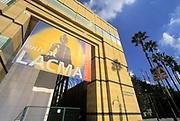 LACMA, Los Angeles County Museum of Art, Miracle Mile, Wilshire Boulevard, Los Angeles, California (LA)