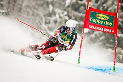 Filip Zubcic of Croatia during 2nd run of Men's Giant Slalom race of FIS Alpine Ski World Cup 57th Vitranc Cup 2018, on March 3, 2018 in Podkoren, Kranjska Gora, Slovenia. Photo by Ziga Zupan / Sportida