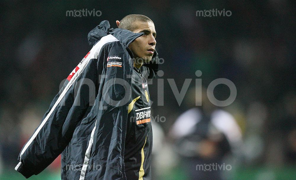 Fussball  1. Bundesliga  Saison 2006/2007 Mohamed ZIDAN (FSV Mainz 05)