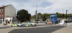 Woman Hit by Lorry in Southampton