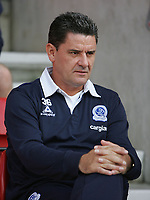 Photo: Lee Earle.<br /> Southampton v Queens Park Rangers. Coca Cola Championship. 30/09/2006. QPR manager John Gregory.