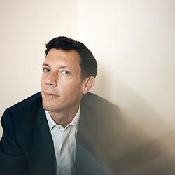 Franck Gervais, Chief Executive Officer (CEO)<br /> of Groupe Pierre et Vacances, posing in his office. Paris, France. 17 mai 2021. <br /> Franck Gervais, directeur general du groupe Pierre et Vacances, prenant la pose dans son bureau. Paris, France. 17 mai 2021.