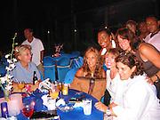 Denise Rich, Lorraine Bracco & Friends.Noah Teppeberg  BirthDay.South Hampton, New York.Private Residence.Saturday, August 18, 2002.Photo By CelebrityVibe.com/ PhotoVibe.com..