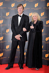 Richard Madeley and Judy Finnigan attend the RTS Programme Awards. London, United Kingdom. Tuesday, 18th March 2014. Picture by Chris Joseph / i-Images