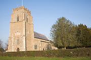 Dennington Parish church of Saint Mary, Dennington, Suffolk, England