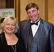 Eileen and Martin Egan Maree at the Gorta Self Help Africa Annual Ball in Hotel Meyrick Galway City. Photo: Andrew Downes, XPOSURE.