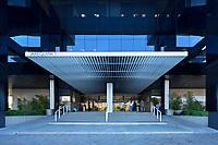 30/Septiembre/2019 Madrid.<br /> Edificio de PNB en Calle Arequipa nº 1.<br /> <br /> ©JOAN COSTA