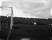 19/10/1955<br /> 10/19/1955<br /> 19 October 1955<br /> Soccer International: Ireland v Yugoslavia at Dalymount Park, Dublin.