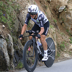 ANDERMATT (SUI) CYCLING<br /> Tour de Suisse stage 7<br /> Domenico Pozzovivo
