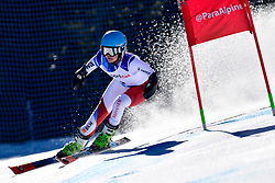 SCHMIDT Bigna, LW5/7-3, SUI, Giant Slalom at the WPAS_2019 Alpine Skiing World Cup, La Molina, Spain