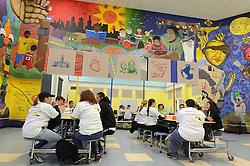 Lunch Break - Asylum Hill Boys and Girls Club, Hartford CT