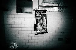 Noicattaro. Sabato Santo. Interno dell' abitazione di una devota