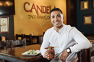 USC Marshall School of Business Alumnus & Candela Taco Bar and Lounge Co-Owner