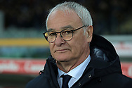 Claudio Ranieri Head coach of Sampdoria during the Serie A match at Stadio Grande Torino, Turin. Picture date: 8th February 2020. Picture credit should read: Jonathan Moscrop/Sportimage