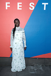 Edinburgh International Film Festival 2019<br /> <br /> Pictured: Eunice Olumide<br /> <br /> Alex Todd   Edinburgh Elite media