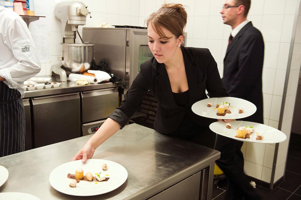 Nederland, Schoonloo, 22 okt 2011.Restaurant Herberg de Loohoeve..Foto(c): Michiel Wijnbergh