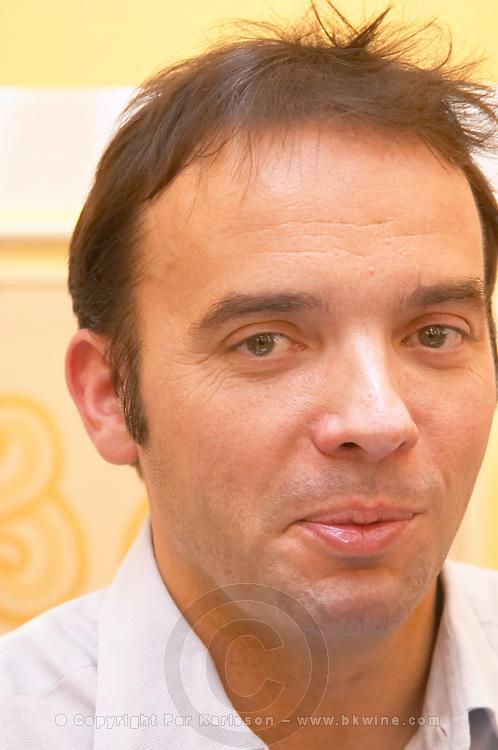 Alphonse Mellot owner domaine a mellot sancerre loire france