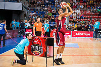 XXX during the 3 shot contest of Supercopa of Liga Endesa Madrid. September 24, Spain. 2016. (ALTERPHOTOS/BorjaB.Hojas)
