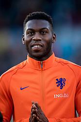 Timothy Fosu-Mensah of Jong Oranje during the EURO U21 2017 qualifying match between Netherlands U21 and Latvia U21 at the Vijverberg stadium on October 06, 2017 in Doetinchem, The Netherlands