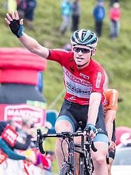 12.07.2019, Kitzbühel, AUT, Ö-Tour, Österreich Radrundfahrt, 6. Etappe, von Kitzbühel nach Kitzbüheler Horn (116,7 km), im Bild Gesamtsieger Ben Hermans (Israel Cycling Academy, BEL) // Gesamtsieger Ben Hermans (Israel Cycling Academy, BEL) during 6th stage from Kitzbühel to Kitzbüheler Horn (116,7 km) of the 2019 Tour of Austria. Kitzbühel, Austria on 2019/07/12. EXPA Pictures © 2019, PhotoCredit: EXPA/ JFK