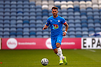 Liam Hogan. Stockport County FC 3-0 Dover Athletic FC. Vanarama National League. 10.10.20