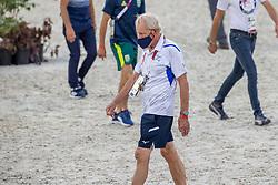 Horn Hans, NED<br /> Olympic Games Tokyo 2021<br /> © Hippo Foto - Dirk Caremans<br /> 06/08/2021
