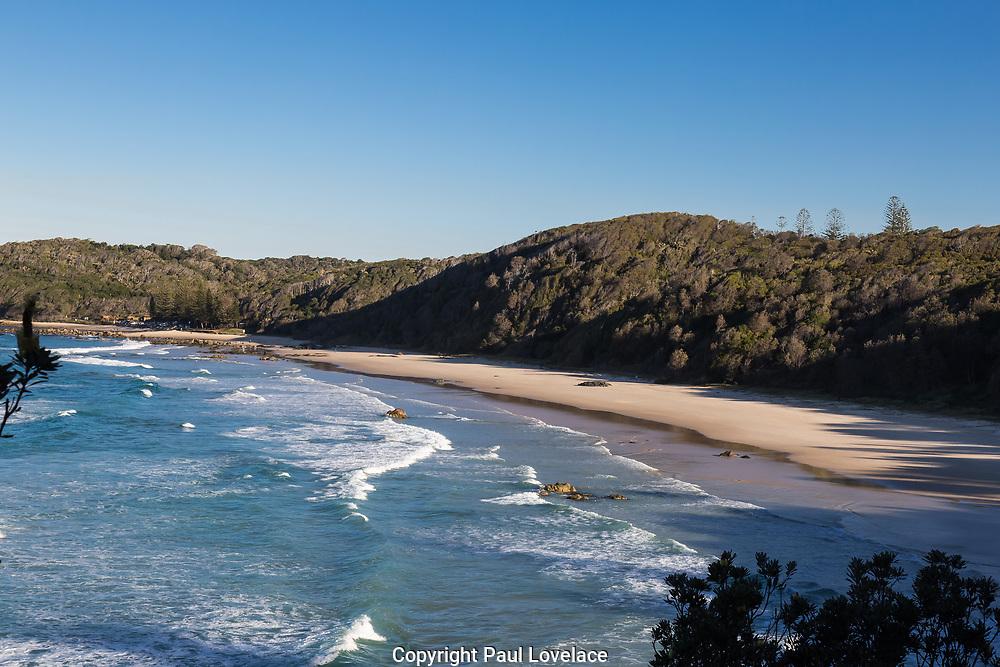 Shelley Beach, Port Macquarie, NSW.