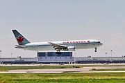 C-GHOZ Air Canada Boeing 767-375(ER) at Malpensa (MXP / LIMC), Milan, Italy
