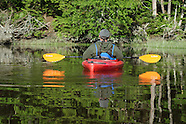 Cathance River by Kayak