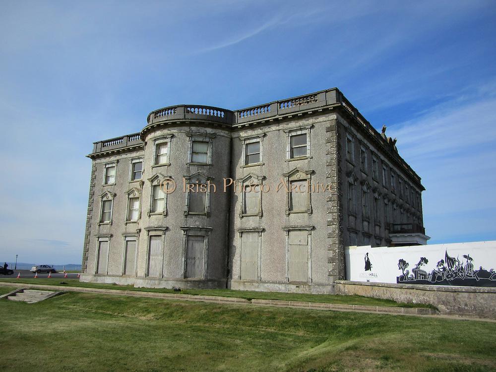 6 - Loftus Hall, Hook Head. co. Wexford – 1872.JPG