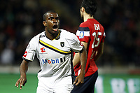 FOOTBALL - FRENCH CHAMPIONSHIP 2011/2012 - L1 - LILLE OSC v FC SOCHAUX - 17/09/2011 - <br /> <br /> <br /> SLOAN PRIVAT (FC SOCHAUX-MONTBELIARD)<br /> <br /> Norway only