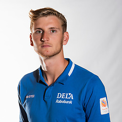 02-07-2018 NED: EC Beachteams Netherlands, The Hague<br /> Jasper Bouter